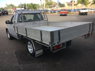 2010 Mazda BT-50 UNY0W4 DX 4x2 Silver 5 Speed Manual Cab Chassis