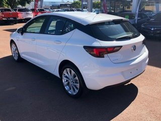 2020 Holden Astra BK MY20 R Summit White 6 Speed Sports Automatic Hatchback