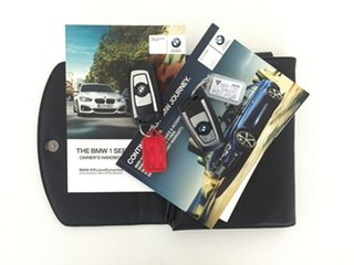 2015 BMW 1 Series F20 LCI 118d Steptronic Urban Line Metal Grey 8 Speed Sports Automatic Hatchback