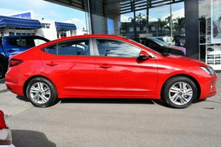 2020 Hyundai Elantra AD.2 MY20 Active Fiery Red 6 Speed Sports Automatic Sedan
