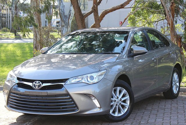Used Toyota Camry ASV50R Altise, 2016 Toyota Camry ASV50R Altise Bronze 6 Speed Sports Automatic Sedan