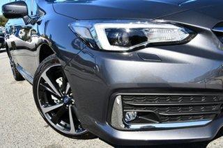 2020 Subaru Impreza G5 MY20 2.0i-S CVT AWD Magnetite Grey 7 Speed Constant Variable Sedan.
