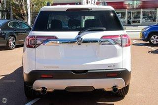 2019 Holden Acadia AC MY19 LTZ AWD Summit White 9 Speed Sports Automatic Wagon.