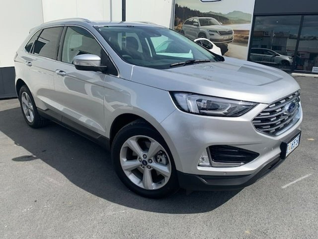 Used Ford Endura CA 2019MY Trend SelectShift FWD, 2018 Ford Endura CA 2019MY Trend SelectShift FWD Silver 8 Speed Sports Automatic Wagon