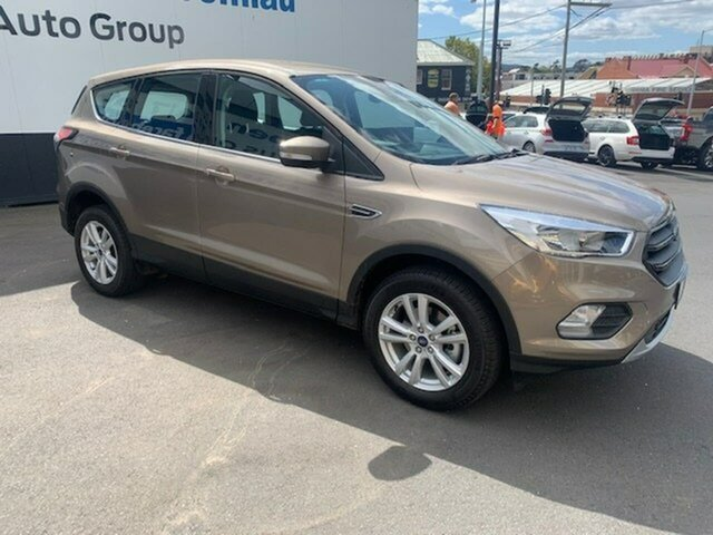 Used Ford Escape ZG 2019.75MY Ambiente 2WD, 2019 Ford Escape ZG 2019.75MY Ambiente 2WD Silver 6 Speed Sports Automatic Wagon
