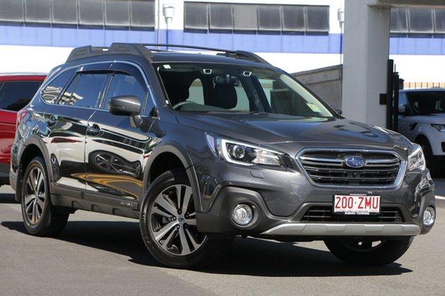 Demo Subaru Outback B6A MY20 2.5i CVT AWD Premium, 2019 Subaru Outback B6A MY20 2.5i CVT AWD Premium Magnetite Grey 7 Speed Constant Variable Wagon