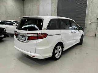 2016 Honda Odyssey RC MY16 VTi White 7 Speed Constant Variable Wagon