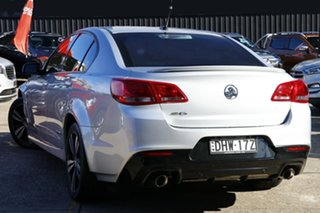 2015 Holden Commodore VF MY15 SV6 Storm Silver 6 Speed Sports Automatic Sedan.