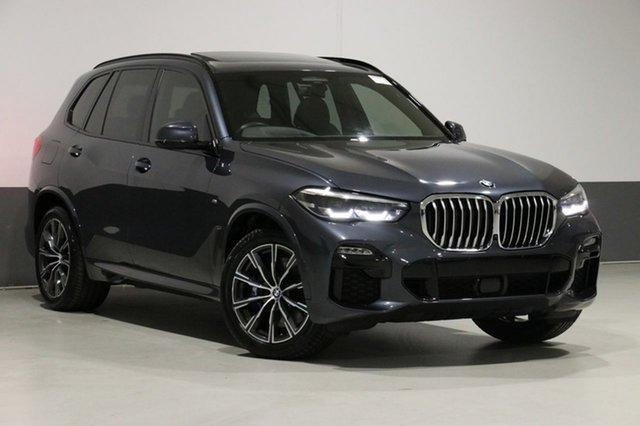 Used BMW X5 G05 MY19 xDrive 30d M Sport (5 Seat), 2019 BMW X5 G05 MY19 xDrive 30d M Sport (5 Seat) Grey 8 Speed Auto Dual Clutch Wagon