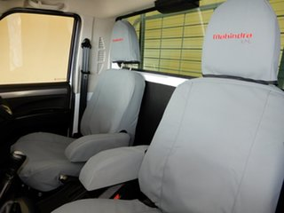 2020 Mahindra Pik-Up MY20 4WD S6+ White 6 Speed Manual Cab Chassis