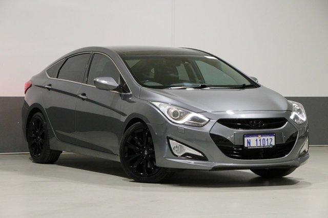 Used Hyundai i40 VF3 Premium, 2014 Hyundai i40 VF3 Premium Grey 6 Speed Automatic Sedan