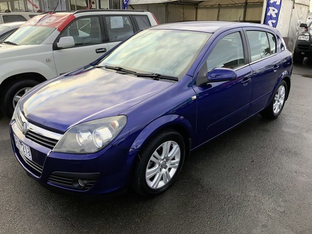 Used Holden Astra AH MY06.5 CDTi, 2006 Holden Astra AH MY06.5 CDTi Blue 6 Speed Manual Hatchback