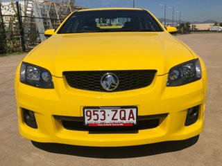 2011 Holden Commodore VE II MY12 SV6 Yellow 6 Speed Sports Automatic Sedan