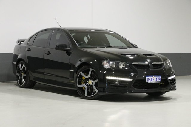 Used Holden Special Vehicles GTS E2 Series , 2009 Holden Special Vehicles GTS E2 Series Phantom 6 Speed Manual Sedan