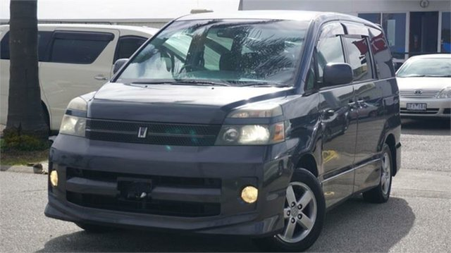 Used Toyota Voxy  , 2004 Toyota Voxy Welcab Blue 1 Speed Constant Variable Wagon