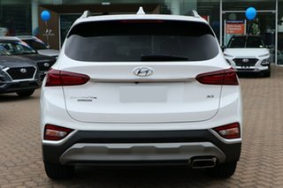 2020 Hyundai Santa Fe TM.2 MY20 Highlander Glacier White 8 Speed Sports Automatic Wagon