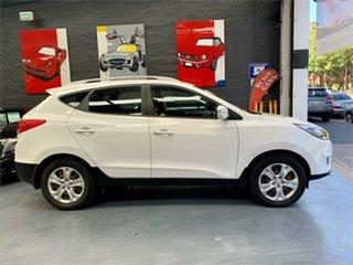 2014 Hyundai ix35 LM3 Active White Sports Automatic Wagon