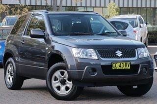 2012 Suzuki Grand Vitara JT MY13 (4x4) Grey 4 Speed Automatic Wagon.
