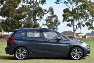 2016 BMW 2 Series F45 225i Active Tourer Luxury Line Grey 8 Speed Sports Automatic Hatchback.