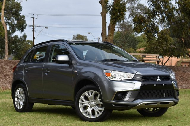 Used Mitsubishi ASX XC MY19 LS 2WD, 2018 Mitsubishi ASX XC MY19 LS 2WD Grey 6 Speed Constant Variable Wagon