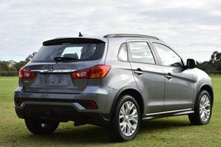 2018 Mitsubishi ASX XC MY19 LS 2WD Grey 6 Speed Constant Variable Wagon.