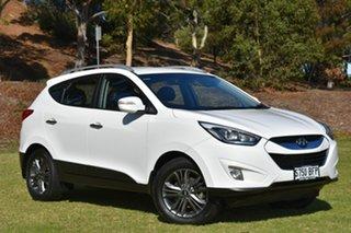 2015 Hyundai ix35 LM3 MY15 Elite White 6 Speed Sports Automatic Wagon.