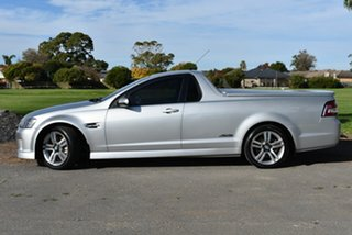 2009 Holden Ute VE MY09.5 SS Silver 6 Speed Sports Automatic Utility.