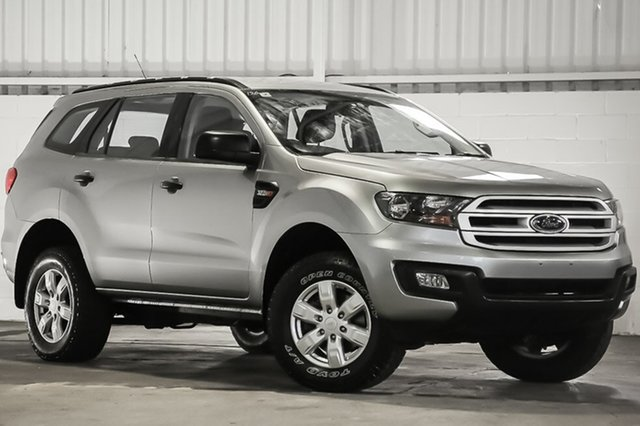 Used Ford Everest UA Ambiente 4WD, 2015 Ford Everest UA Ambiente 4WD Silver 6 Speed Sports Automatic Wagon