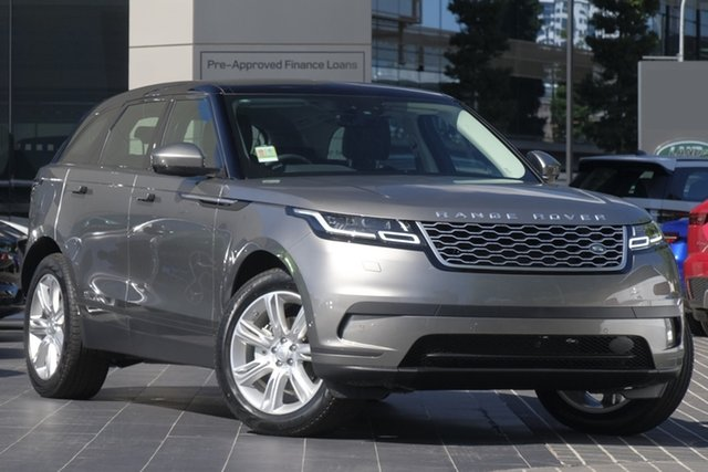 Demo Land Rover Range Rover Velar L560 MY20 D240 AWD SE, 2019 Land Rover Range Rover Velar L560 MY20 D240 AWD SE Silicon Silver 8 Speed Sports Automatic