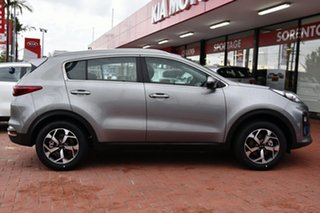 2020 Kia Sportage QL MY20 S 2WD Steel Grey 6 Speed Sports Automatic Wagon