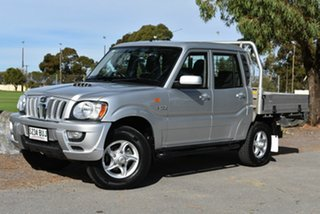 2016 Mahindra Pik-Up S5 MY16 Silver 5 Speed Manual Cab Chassis.