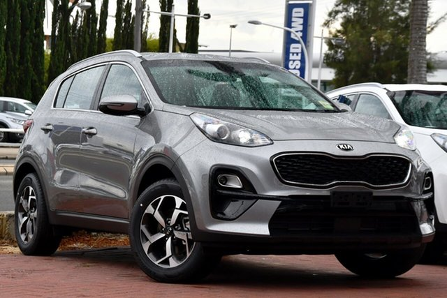 New Kia Sportage QL MY20 S 2WD, 2020 Kia Sportage QL MY20 S 2WD Steel Grey 6 Speed Sports Automatic Wagon
