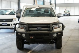 2016 Ford Ranger PX MkII XLS 3.2 (4x4) Cool White 6 Speed Automatic Dual Cab Utility