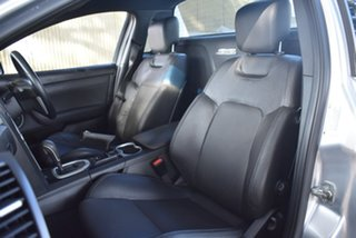 2009 Holden Ute VE MY09.5 SS Silver 6 Speed Sports Automatic Utility