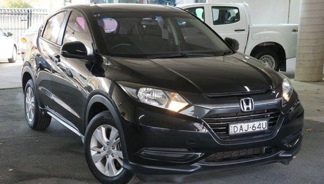 Used Honda HR-V MY15 VTi, 2015 Honda HR-V MY15 VTi Black 1 Speed Constant Variable Hatchback
