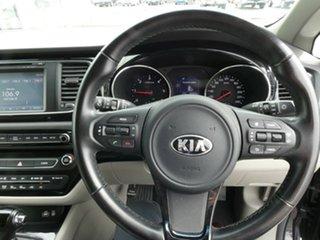 2015 Kia Carnival YP MY15 SLi Grey 6 Speed Sports Automatic Wagon
