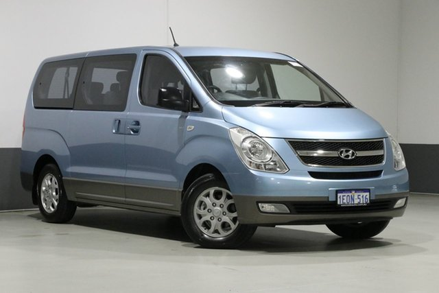 Used Hyundai iMAX TQ , 2010 Hyundai iMAX TQ Blue 4 Speed Automatic Wagon