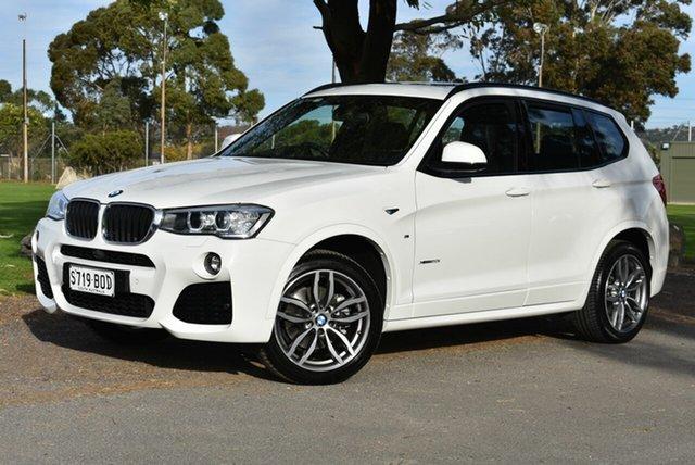 Used BMW X3 F25 LCI xDrive20i Steptronic, 2017 BMW X3 F25 LCI xDrive20i Steptronic White 8 Speed Automatic Wagon