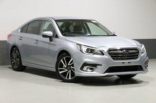 2019 Subaru Liberty MY20 2.5i AWD Silver Continuous Variable Sedan.