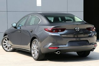 2021 Mazda 3 BP2S7A G20 SKYACTIV-Drive Evolve Machine Grey 6 Speed Sports Automatic Sedan.