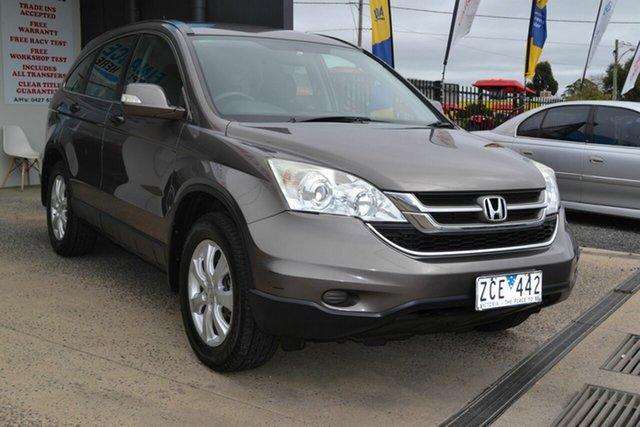 Used Honda CR-V MY11 (4x4), 2012 Honda CR-V MY11 (4x4) Grey 5 Speed Automatic Wagon