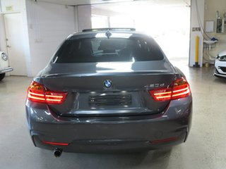 2013 BMW 4 Series F32 420d M Sport Grey 8 Speed Sports Automatic Coupe