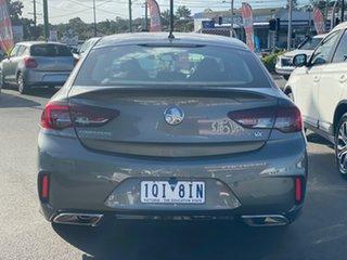 2018 Holden Commodore ZB MY18 VXR Liftback AWD Grey 9 Speed Sports Automatic Liftback