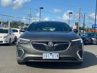 2018 Holden Commodore ZB MY18 VXR Liftback AWD Grey 9 Speed Sports Automatic Liftback.