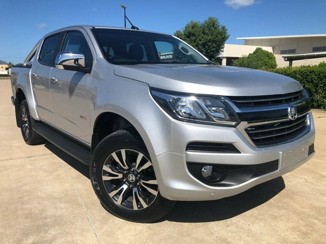 Used Holden Colorado RG MY20 LTZ Pickup Crew Cab, 2019 Holden Colorado RG MY20 LTZ Pickup Crew Cab Silver 6 Speed Sports Automatic Utility
