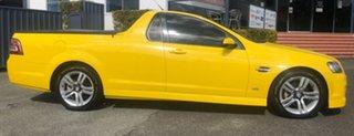 2012 Holden Ute VE II MY12.5 SV6 Z Series Yellow 6 Speed Manual Utility.