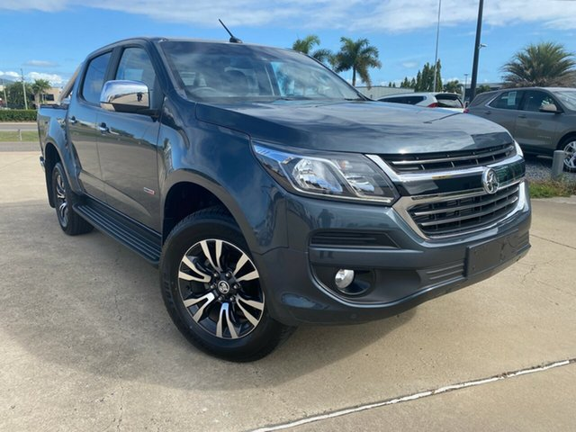 Used Holden Colorado RG MY20 LTZ Pickup Crew Cab, 2019 Holden Colorado RG MY20 LTZ Pickup Crew Cab Grey 6 Speed Sports Automatic Utility