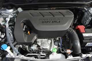 2019 Suzuki S-Cross JY Turbo Silky Silver 6 Speed Sports Automatic Hatchback