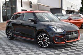 2020 Suzuki Swift AZ Sport Super Black 6 Speed Sports Automatic Hatchback.