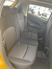 2020 Mitsubishi Mirage LB MY21 ES Y35 1 Speed Constant Variable Hatchback